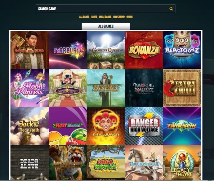 No Account Casino Spiele