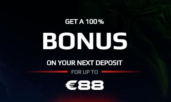 Buff88 Bonus Code: Get 100% up to €88 Bonus | June 2019