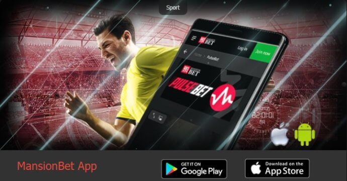 MansionBet Mobile App