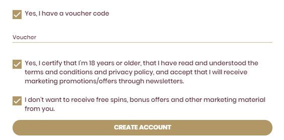 Cherry Casino Voucher Code