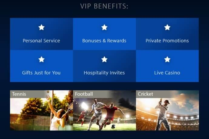 bgo Vip Benefits