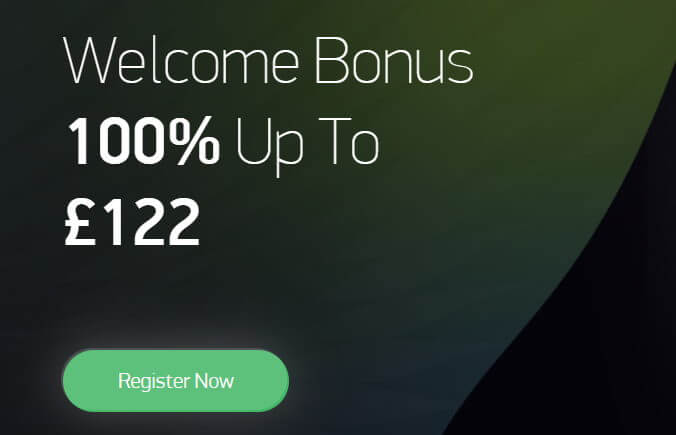 22bet Promo Code: Get 100% up to £50 22bet Welcome Bonus
