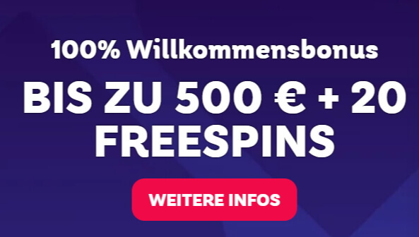 Party Casino Angebot