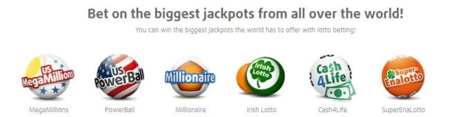Lottoland lotteries