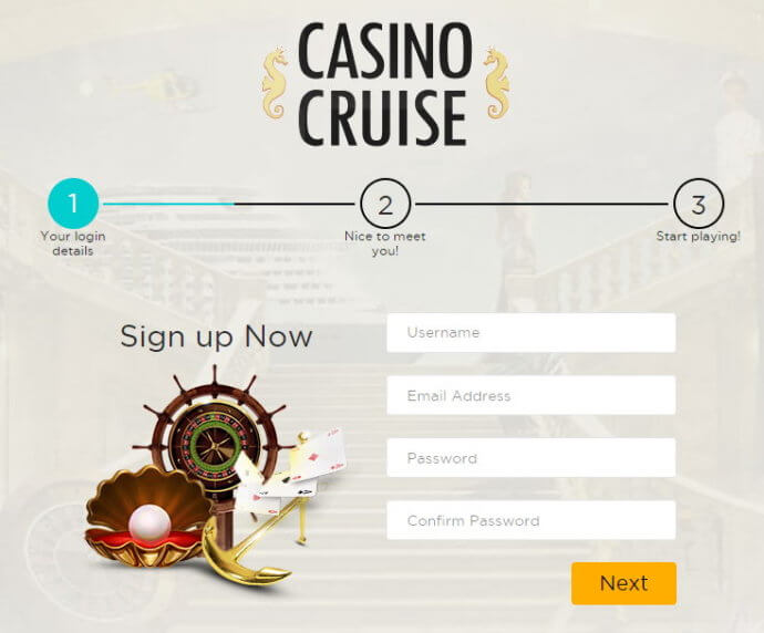 Casinocruise Bonus
