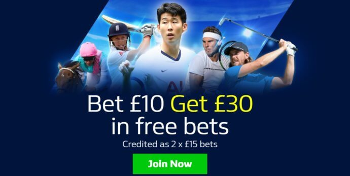 William Hill Promotional Code 2020
